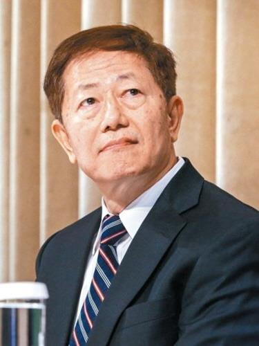 대만 TSMC 류더인 회장[대만 연합보 캡처]