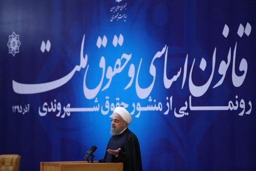 하산 로하니 이란 대통령[이란 대통령실]
