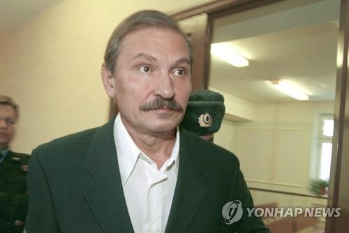 살해된 것으로 확인된 러시아 출신 기업인  니콜라이 글루슈코프 [AP=연합뉴스]