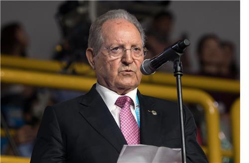 올레가리오 바스께스 라냐 ISSF 회장