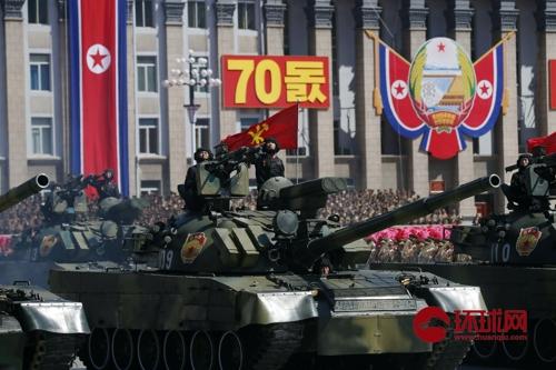 북한 9·9절 열병식