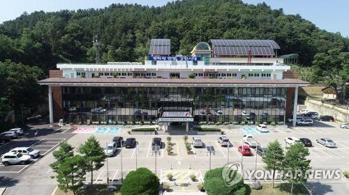 홍천군청[연합뉴스 자료사진]