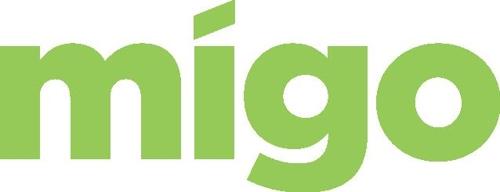 미국 모빌리티 서비스 전문업체 '미고' 로고