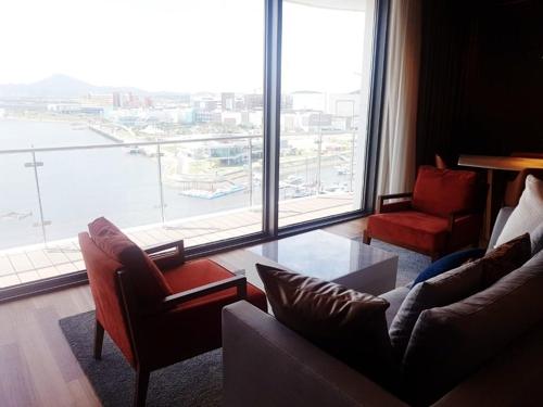 호텔마리나베이서울 객실 전경