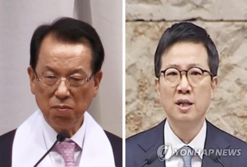 명성교회 김삼환, 김하나 목사