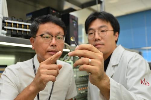 KIST 최지원 박사(왼쪽.교신저자)·이현석 연구원(제1저자)