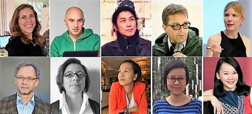 '2018 현대미술 국제 심포지엄' 해외 참가자