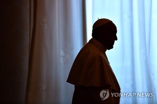 프란치스코 교황 [AFP=연합뉴스]