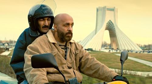 이란 영화 '골드 러너' 한 장면