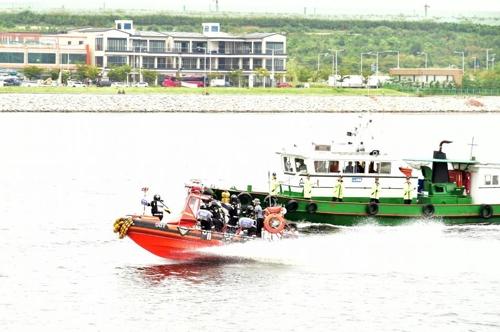 해경 경비함정 단정 운용역량 경연대회