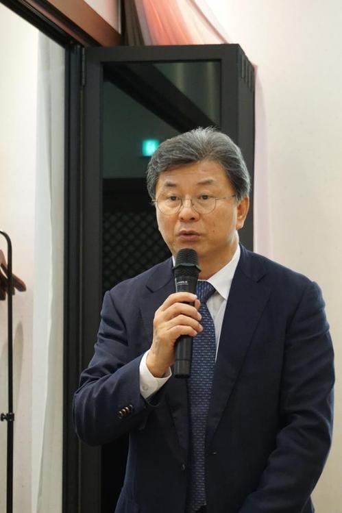 한국지질자원연구원 김복철 원장