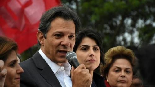브라질 대선 판세 요동…좌파 노동자당 후보 교체 영향 주목