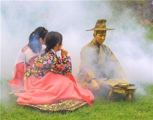 지난해 열린 홍성 역사인물축제