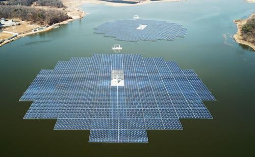 수상 태양광발전소