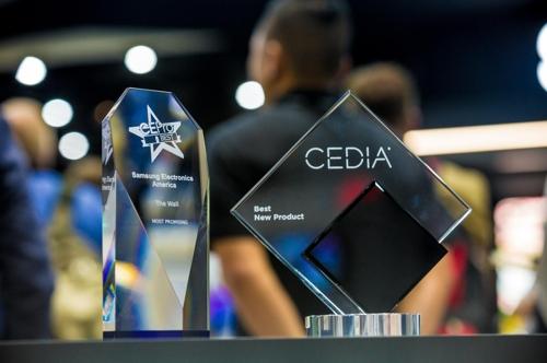 삼성 프리미엄TV, 미국 CEDIA 2018서 다수 수상