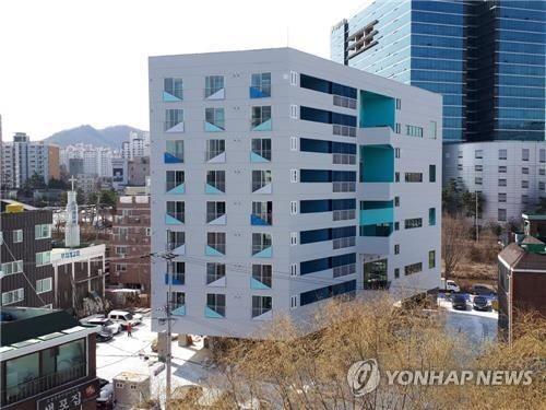 경기도형 행복주택(안양관양)[ 연합뉴스 자료사진 ]