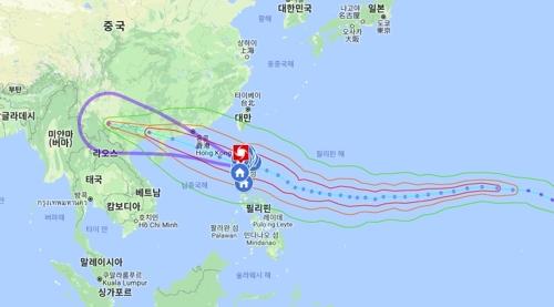종말 느꼈다 슈퍼태풍 망쿳 할퀸 필리핀 사망자 최소 25명(종합)