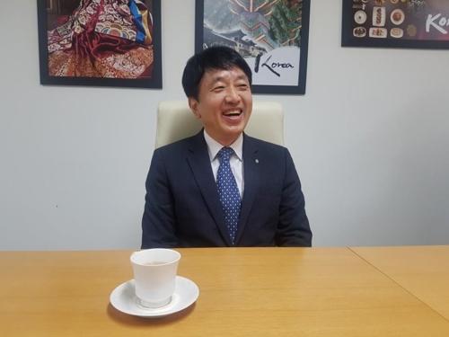 안영배 한국관광공사 사장