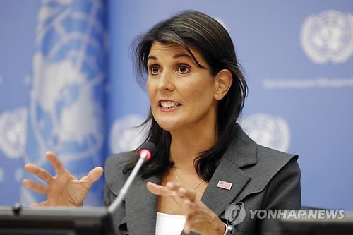 美유엔대사 러시아 지속적·광범위한 대북제재 위반 증거있다