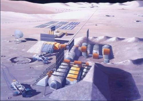 발빠른 일본 건설업계…달 표면에 우주기지 건설 연구 추진
