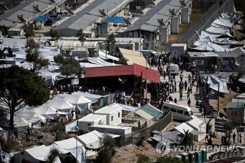 그리스 이달 말까지 섬지역 난민 2천명, 본토 이주