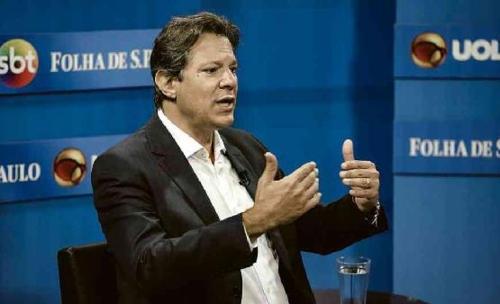 브라질 노동자당 대선후보 집권하면 룰라 국정 참여시킬 것