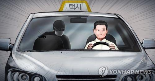 택시 빼앗은 20대 만취승객 오산서 새벽 질주