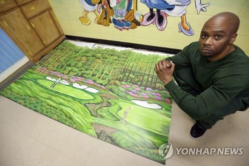 수감 중 발견한 그림 재능, 27년 억울한 옥살이 끝냈다