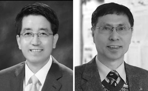 현택환·김광수 교수(왼쪽부터)