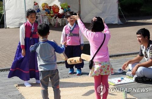 [표] 추석연휴 전국 주요 문화�여행 프로그램