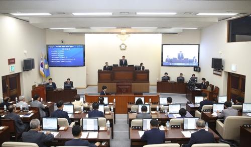 양산시의회 정례회 폐회…조례·동의안 37건 처리