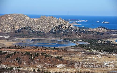 동해안 최북단 금강산 전망대 상시 개방해 주세요