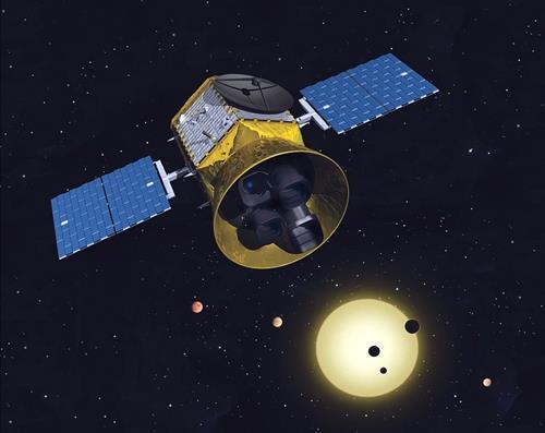 행성 사냥꾼 테스, 발사 5개월만에 첫 외계행성 발견
