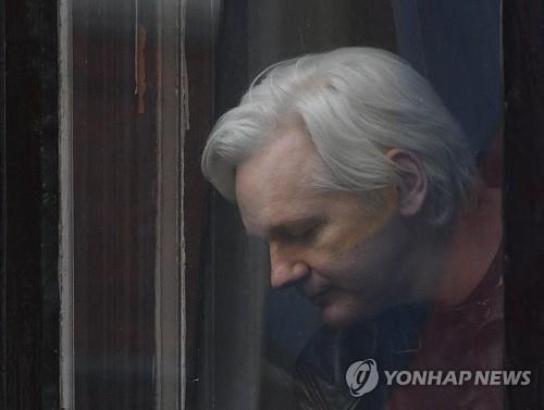 """러시아 크리스마스이브 작전 """"어산지 국외탈출 도우려다 실패"""""""