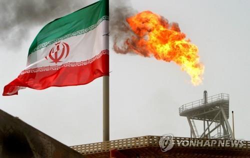 이란 언론 한국, 6월 이후 이란산 원유 구매 중단