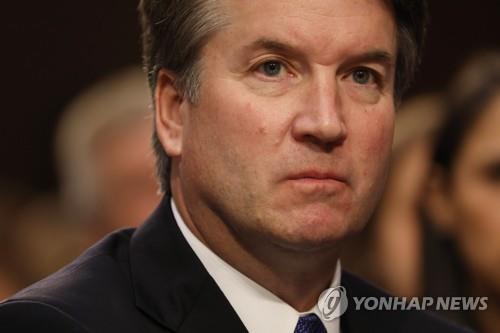 美대법관 후보의 두번째 성폭력 피해여성 등장…인준 '안갯속'