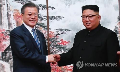 """[평양정상회담] 문 대통령, """"김정은 위원장 서울 방문 약속"""""""
