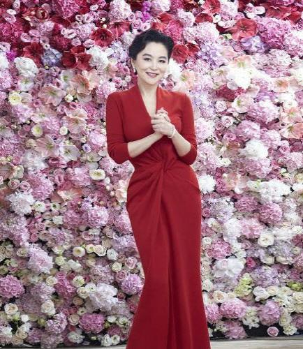 영원한 '동방불패' 린칭샤 이혼 소식에 대만 연예계 발칵