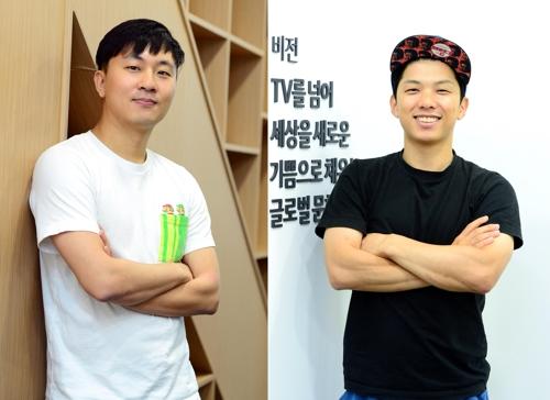 정우진(왼쪽), 이관원 PD(오른쪽)[SBS 제공]