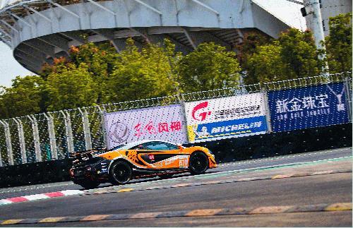 [AsiaNet] 중국 중부 도시 우한, 자동차 및 오토바이 스포츠 대회..