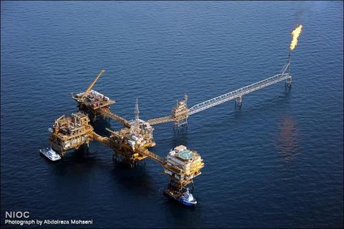 해상 가스전[이란국영석유회사]