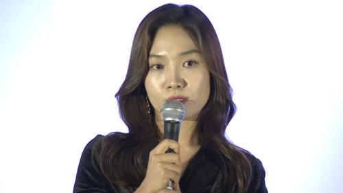 영화 '아워바디' 부산국제영화제 비전, 뉴커런츠 배우들 무대인사