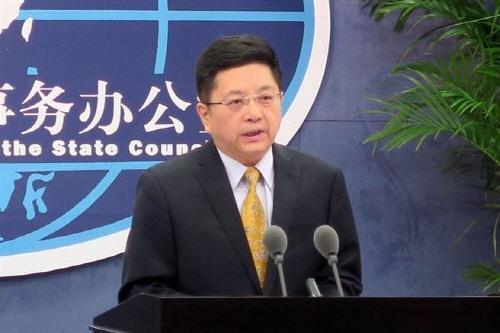 """중국, 대만 총통 국경절 연설 통해 """"양국론 펼쳤다"""" 반발"""