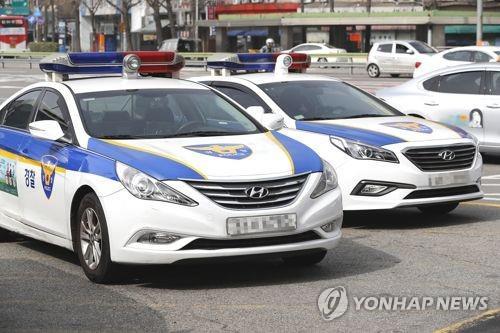 경찰 순찰차 [연합뉴스 자료사진]