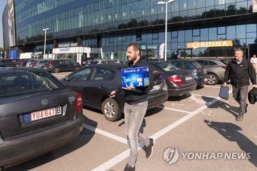 벨기에 사법당국, 승부조작 의혹 축구클럽 압수수색 [AFP=연합뉴스]