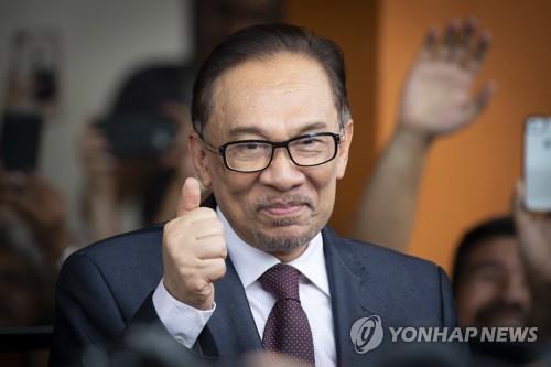 '말레이 차기 총리' 안와르, 보궐선거 압승…의회 복귀