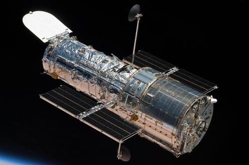 28년째 운용 중인 허블 우주망원경