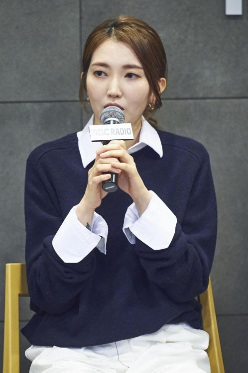 옥상달빛의 김윤주[MBC 제공]
