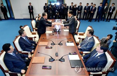 강원도 남북협력사업 현안 탄력…동해선 공동조사 참여 기대