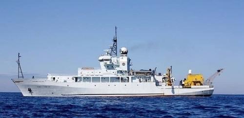 美해군 연구선, 내달 군사훈련 앞두고 대만 방문…추측 무성